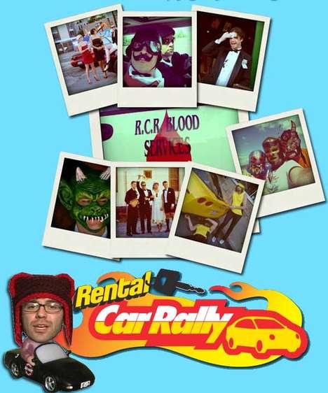 Rental Car Rallies