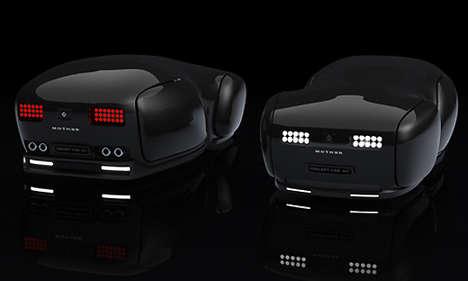Minimalistic Concept Cars