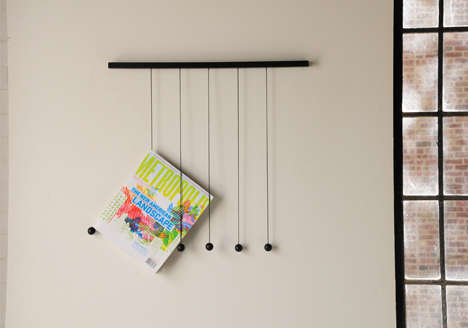 Magazine Coat-Racks
