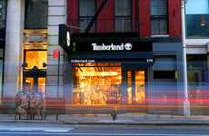 Carbon Neutral Urban Retail - Timberland Opens Super-Green Store in NYC