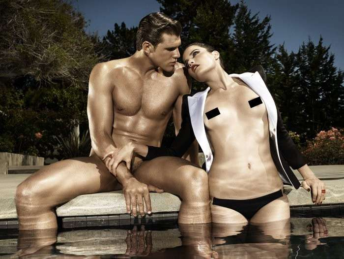 Scandalous Poolside  Editorials