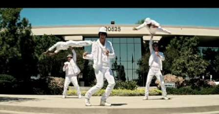 Wendy's Frosty Posse Pokes Fun at Cheesy Music Videos
