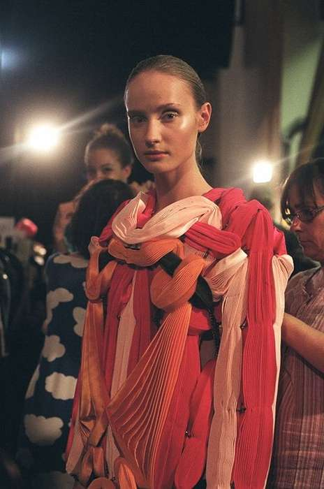 Student Design Showcases - Central Saint Martins BA Show is the Future of Fashion