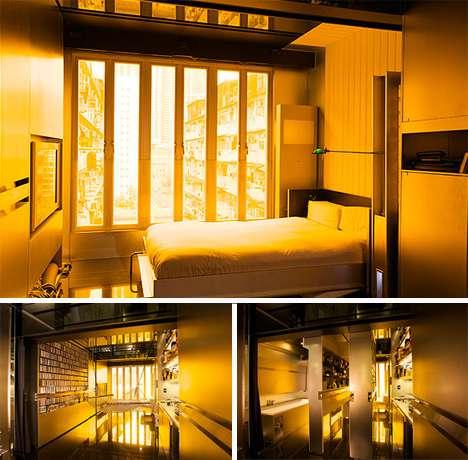 21-Room Condos