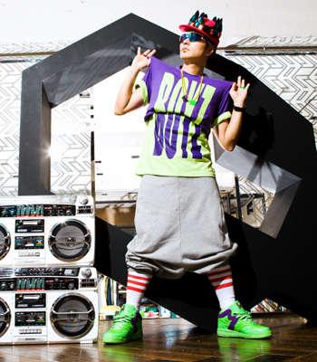 Neon Menswear