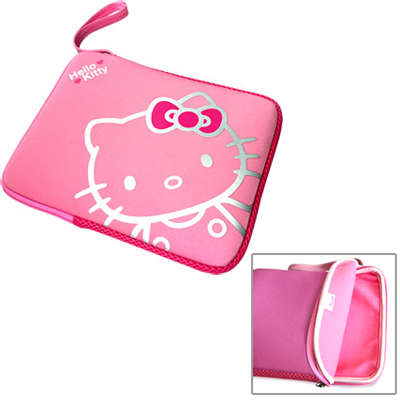 Pink Hello Kitty Notebook Sleeves and Cases