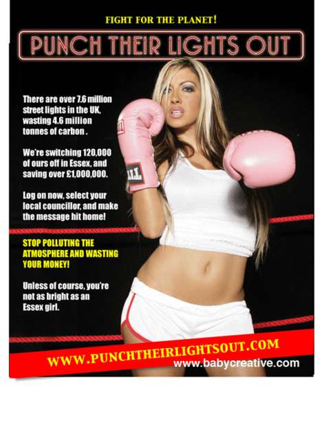Boxing Models for Global Warming