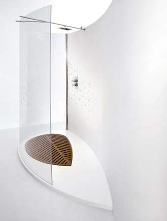 Leaf-Inspired Showers