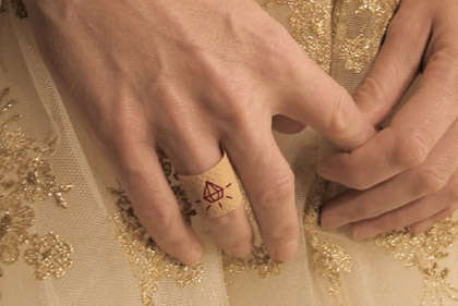 Band-Aid Engagement Rings