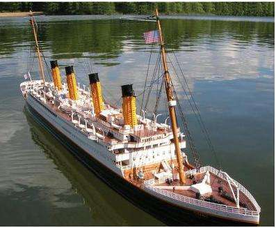 Buy This 6-Foot RMS Titanic Replica for $2,500
