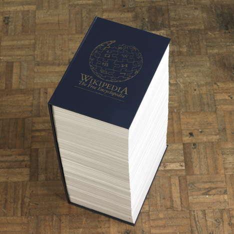 Bookifying Wikipedia