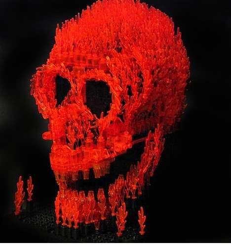 LEGO Pyromaniacs