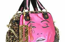 Artist-Inspired Accessories - Betsey Johnson's Summer Bags Channel Andy Warhol