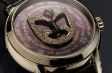 Handmade Histori-Clocks - Vacheron Constantine's Final Les Masque Collection Bridges the Past