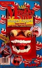 Repulsive Finger Puppets