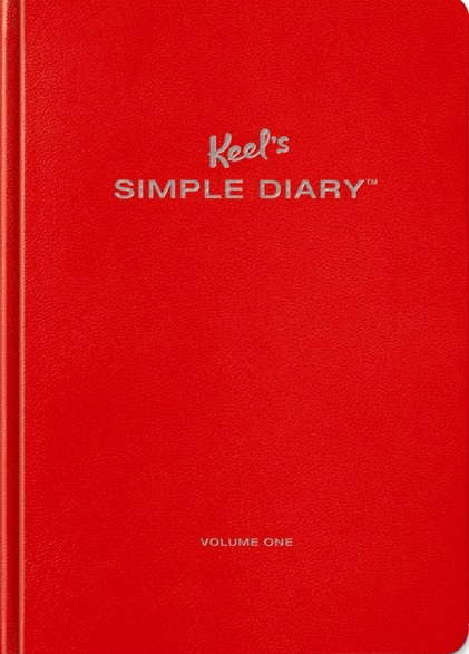 Pre-Populated Diaries - Philipp Keel's 'Simple Diary' Makes Journaling Much Easier