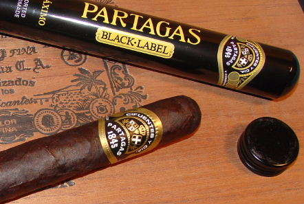 Partagas Black Label Cigars is Putting a Stogie Dream Room Up for Grabs