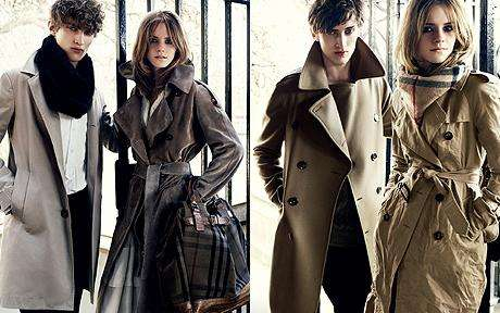 Teen Trench Coats
