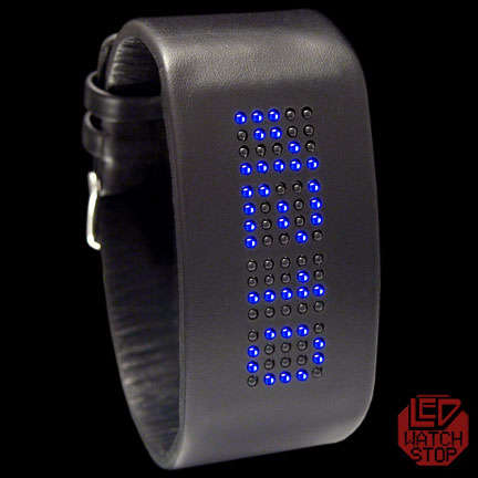 LED Dot Timepieces