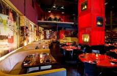 Red Light Restaurants - The Geisha House Opens in the OC, California