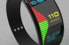 Diabetic Watches - The G-Tone by Sunghoon Mun Monitors Sugar Levels
