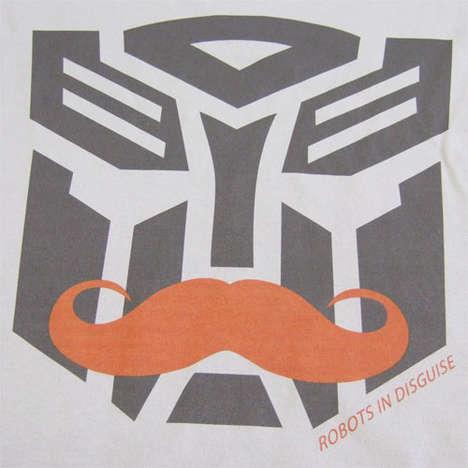 Masked Autobot Tees