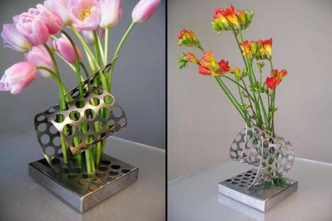 Warped Flower Pots