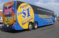 $1 Bus Rides - Megabus Takes Credit Crunched Tourists from Toronto to NYC (UPDATE)