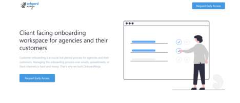 Client-Facing Onboarding Workspaces
