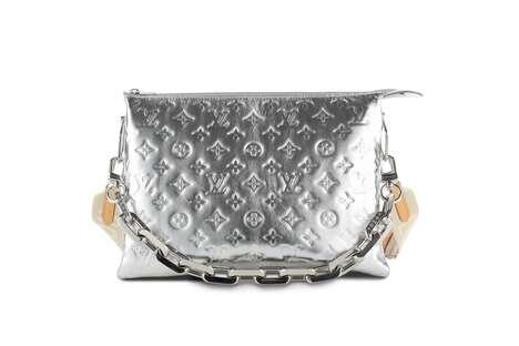 Chain-Inspired Designer Bags