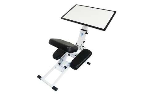Compact Kneeling Chair Desks