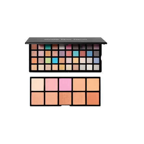 Affordable 50-Shade Makeup Palettes