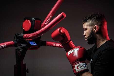 Reactive Boxer Exercise Systems