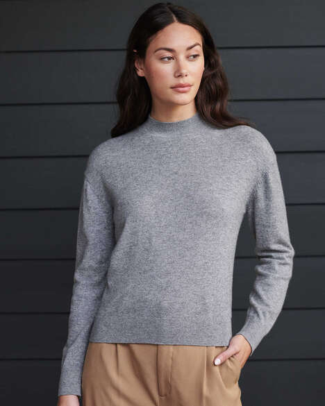 Affordable Cashmere Sweaters