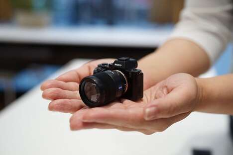 Mini Camera Kit Giveaways