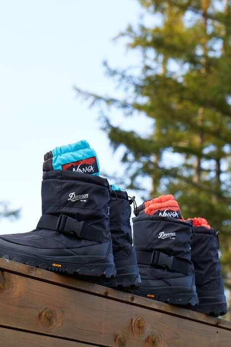 Cozy Sleeping Bag Boots