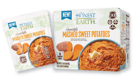 Ready-to-Eat Sweet Mashed Potato Meals