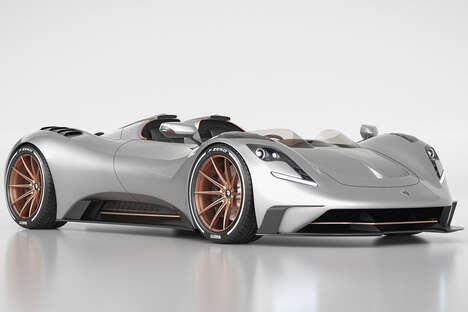 Roofless Speedster Sports Cars