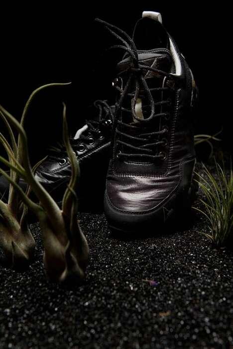 Technical Outdoor-Inspired Footwear