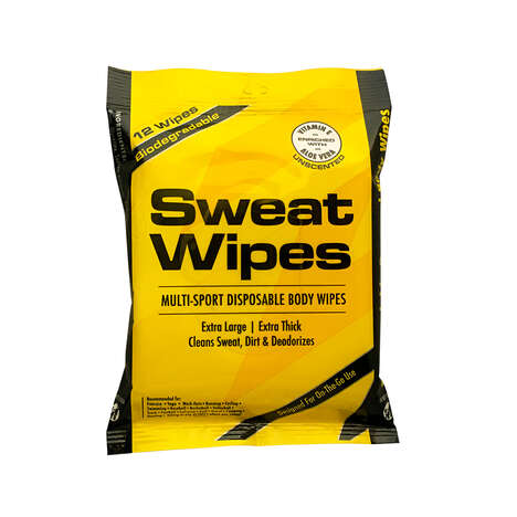 Biodegradable Workout Wipes