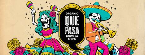 Organic Authentic Tortilla Chips