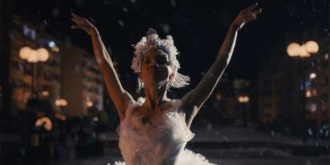 Inspiring Ballet Holiday Ads