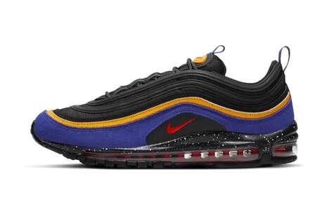 Dark Tonal Chunky Sneakers