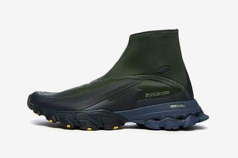 Scuba-Inspired Sock Sneakers