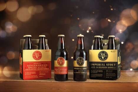 Gingerbread Spiced Stouts