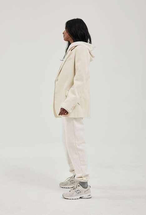 Minimalist Sportswear Lines