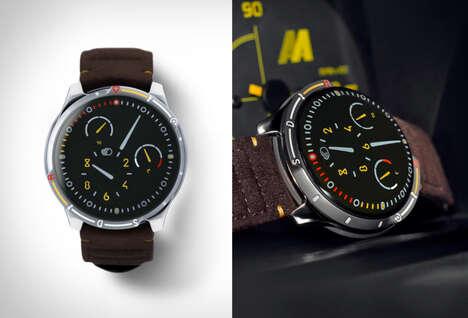 Rotating Bezel Timepieces