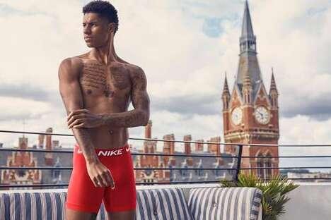 Versatile Sporty Undergarment Capsules