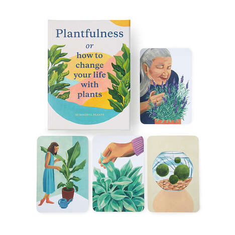 Mindful Plant Care Cards