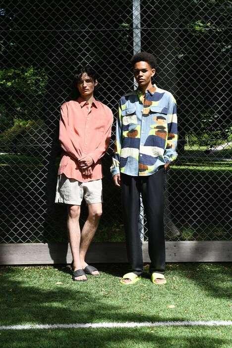 Self Identity-Themed Spring Fashion